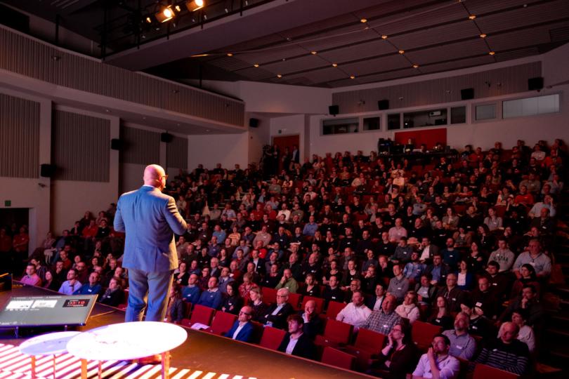 Vlaams Congres Verkeerskunde 2019 van VSV in CC Bolwerk te Vilvoorde